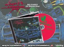 "Lawnmower Deth ""Ooh Crikey It's Lawnmower Deth"" Full Dynamic Range CD - NEW!"