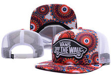 Vans Off The Wall Women's Beach Girl Trucker Hat Cap - Geo Floral