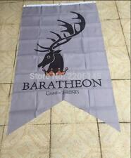 3X5ft Game of Thrones baratheon flag 90X150CM banner