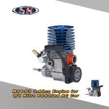 Original SH M21-P3 3.48cc 2-stroke Pull  Start Engine for 1/8 Nitro RC Car A0V8