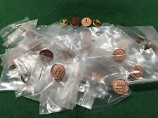 Lot of 25 Vintage Bell Telephone Take The Extra Step Advertising Pins