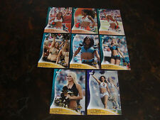 2009 Topps Football---Cheerleaders---Lot Of 8---Dupes---Multi-Lots---See List