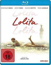 Lolita (Blu-Ray) Jeremy Irons, Melanie Griffith, Adrian Lyne BRAND NEW SEALED