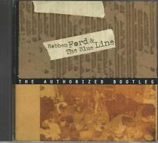 Music CD Robben Ford & The Blue Line the Authorized Bootleg