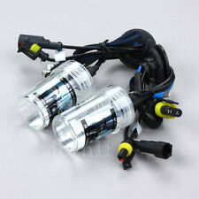 2X Car HID Xenon Headlight Lamp Light For H3 15K 15000K 35W Bulbs Deep Blue