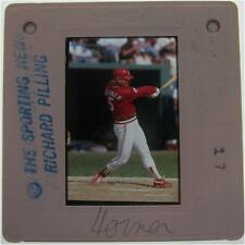 BOB HORNER ST LOUIS CARDINALS ATLANTA BRAVES Yakult Swallows ORIGINAL SLIDE 6