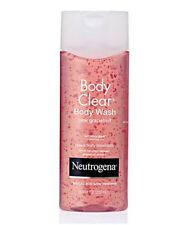 Neutrogena Body Clear Body Wash Pink Grapefruit 8.50 oz (Pack of 6)