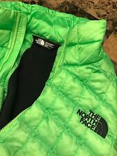The North Face Men's Momentum Thermoball Hybrid Jacket -  Green/Grey - M - New