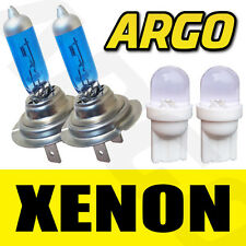 H7 499 XENON WHITE 55W HEADLIGHT BULBS 12V MITSUBISHI GALANT