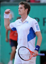 Andy Murray ‏ 10x 8 UNSIGNED photo - P229 - Grand Slam Tennis Champion