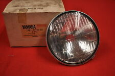 NOS 1979 Yamaha IT250 Headlight Lens Assembly, IT 250