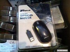 Targus Maus AMU0102 Kabel Wired Mini Optical USB Mouse AMU0102EU, NEU, Blau