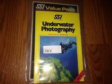 Scuba Schools International Underwater Photography Specialty Manual w/ Dive Logs