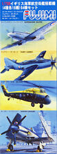 Fujimi 1/700 Gup90 Grade-Up Parts Aircraft Set (64 planes) 1/700 scale