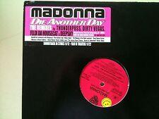 Madonna - Die another day  2 x US 12'' Vinyl Part 1