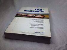 COM+ Programming : A Practical Guide Using Visual C++ and ATL by Pradeep Tapadiy