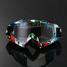 Foldable GOGGLES Motocross Enduro MX Helmet Skiing Glasses Eye Protector ATV