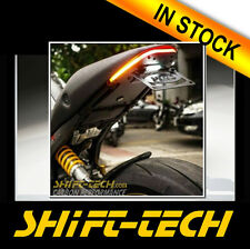 ST920 DUCATI MONSTER 796 1100 FENDER ELIMINATOR TAIL TIDY + LED TURN SIGNALS