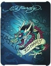 Ed Hardy  IP10A08 iPad Case Dragon Seaport Rigid Plastic Apple ip10a08