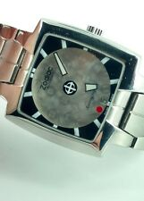 Very Cool Men's Zodiac Astrographic watch w/ Rare Perlage Dial and Box/Papers!