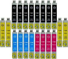20 CARTUCCE COMPATIBILI PER EPSON STYLUS 1281 S22 SX125 SX130 SX230 SX235W BX305
