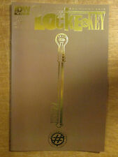 Locke & and Key Guide to the Known Keys #comicmarket excl ltd variant Joe Hill