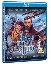 High Road To China - Blu ray NEW & SEALED - Tom Selleck, Bess Armstrong