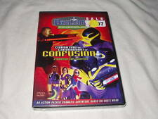 Bibleman: Combating the Commandant of Confusion DVD NEW Kids Bible Christian