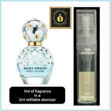 Daisy Dream by MARC JACOBS EDT Womens - 1ml Perfume Sample Travel Spray Atomizer