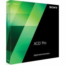 Sony Acid Pro 7.0 for Windows DOWNLOAD