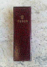 VINTAGE TUDOR WATCH BOX FROM 1940s & 1950s