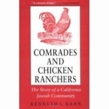 Comrades and Chicken Ranchers: The Story of a California Jewish Community (Corn