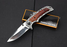 NEW BRN Knife Assisted Opening Camping Sports Pocket Folding portable Tool Gift