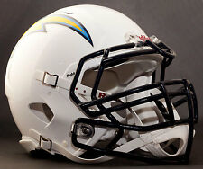 ***CUSTOM*** SAN DIEGO CHARGERS NFL Riddell Revolution SPEED Football Helmet
