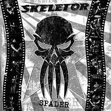SKELETOR - Spader EP CD 2005 German HellFire Rock 'n' Roll *NEW*