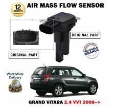 FOR SUZUKI GRAND VITARA 2.4 VVT J24B 2008--  NEW ORIGINAL AIR MASS FLOW SENSOR