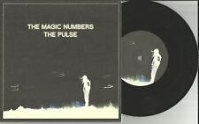 THE MAGIC NUMBERS The Pulse w/ UNRELEASED TRK UK 7 INCH Vinyl USA SELLER MINT