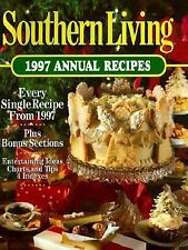 Southern Living 1997 Annual Recipes Cookbook (1997, Hardcover)