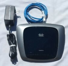 Linksys WRT310N DD-WRT Wireless-N Gigabit Repeater Bridge Range Extender Switch