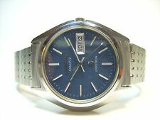 CITIZEN CRYSTRON MONTRE VINTAGE 8620A 1970S DAY DATE WATCH FONCTIONNE
