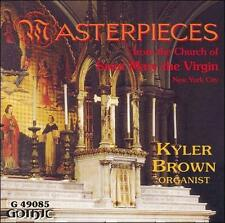 Masterpieces from the Church of Saint Mary the Virgin, New York City, New Music