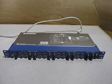 OEM Samson S-phone 4 Four Channel Headphone Amp Amplifier & Mixer Rack Unit