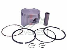 NEW PISTON KIT WITH RINGS AND PIN 8HP FITS HONDA GX240 GAS ENGINE