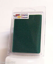 Hoppin Hydros GREEN Interior Carpet Upholstery Model Car Hobby 1/24 1/25 scale