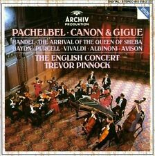 , Pachelbel: Canon & Gigue, Excellent Import