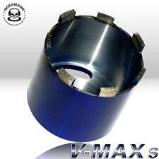 Corona de taladro Broca diamante V-MAX S ø 82 mm M16 para Baier Makita y Bosch