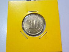 B: Malaysia 10 Sen coin (1978) - Lustre BU