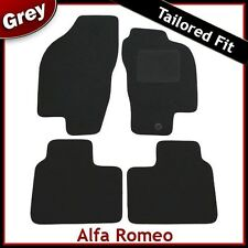 Alfa Romeo 156 Saloon Tailored Fitted Carpet Car Mats GREY