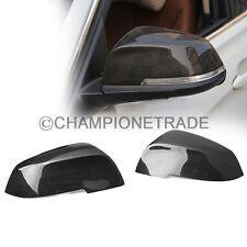 Carbon Fiber View Mirror Cover For 12-15 BMW F30 F31 3Series 325i 328i 335i CT