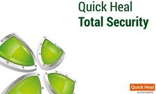 Quick Heal Total Security 2017 Latest 1 User (1 PC) 3 Year(Key+Copy CD)